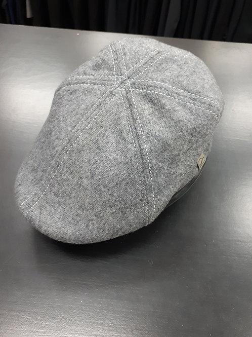 Grey water repellent cap cap