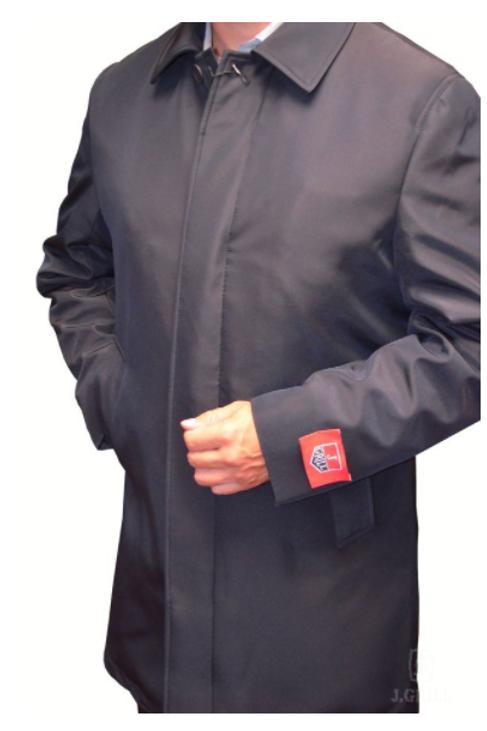 Spencer Top Coat