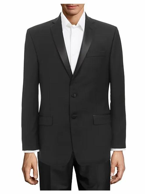 Tuxedo Blazer 97% Wool