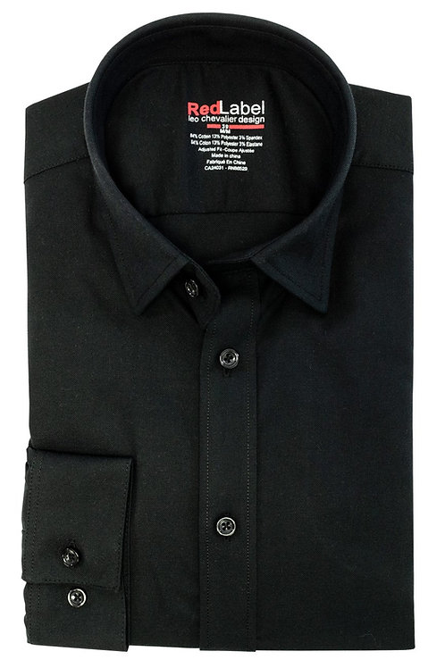 Men's Tall Fit Voyage Fitted Performance Oxford Stretch Shirt