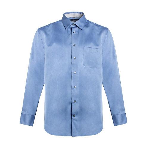 100% Cotton No Iron Dress Shirt