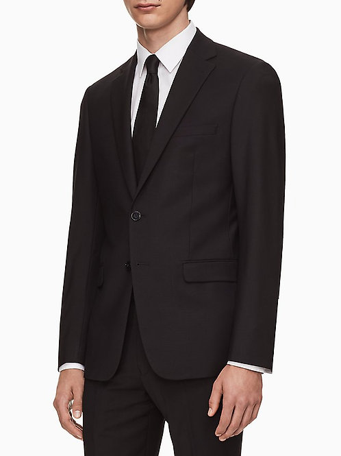 Fitted Full Suit 70% Wool