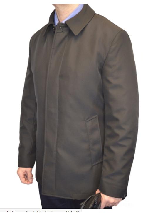 Dexter Top Coat