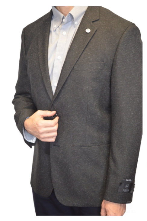 Versatile Men's Donegal Pattern Sport Jacket