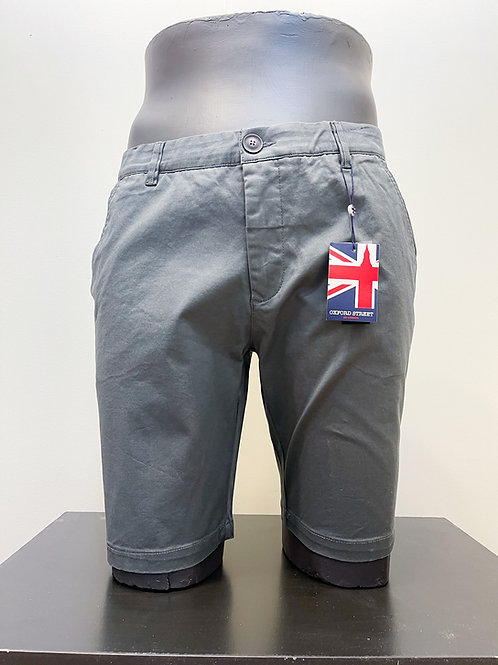 Oxford Stretch Shorts