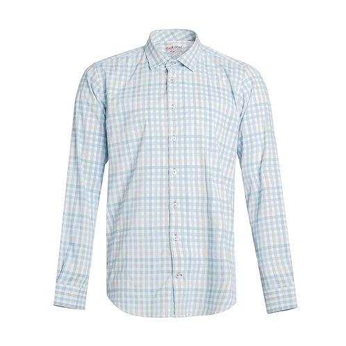 Men's Dress 100% Cotton No Iron Spread Collar Tall Fit