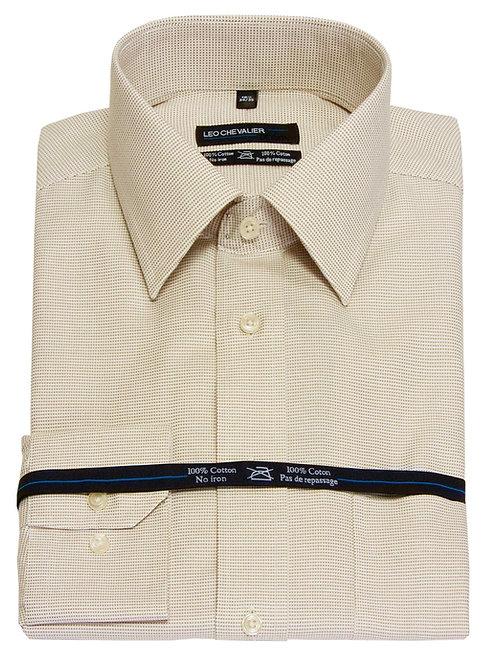No Iron Dress, PDH Spread collar Dress Shirt