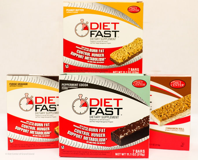DietFast Replacement Bars