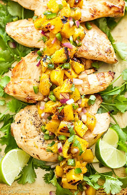 Sweet Chicken Salad