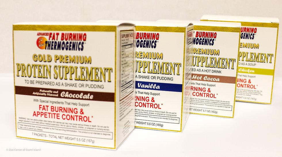 Gold Premium Protein Supplement