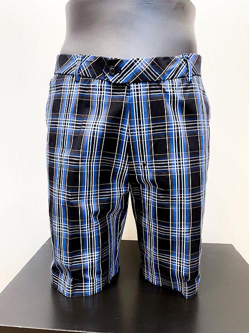 Pilatti Uomo 100% Cotton Flexible waistband Shorts