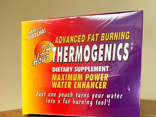 Advanced Fat Burning Thermogenics Water Enhancer