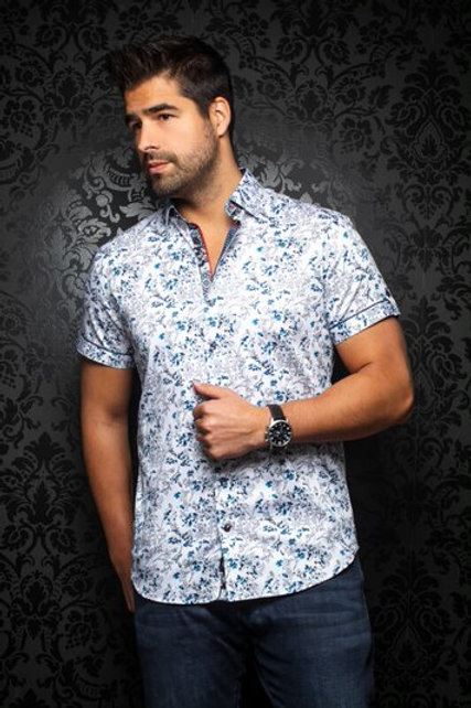 Luca Short Sleeve Shirts