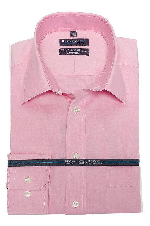 100% Cotton Non-Iron Pinpoint Oxford Dress Shirt