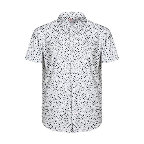 Voyage Performance Stretch Shirt Spread collar Long Sleeve 88% Performance Polye