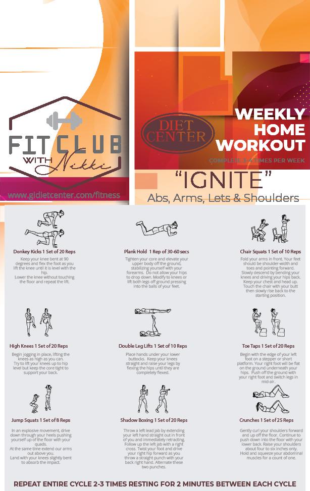 Ignite Full Body Workout
