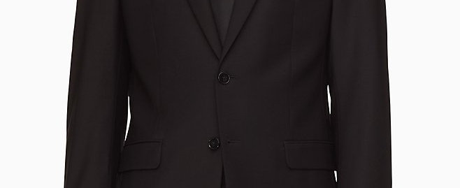 Fitted Full Suits 100% Wool