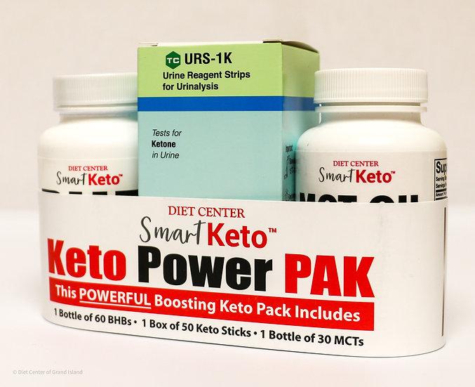 Diet Center SmartKeto Keto Power Pak