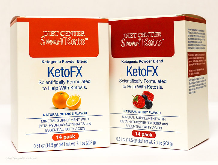 Diet Center SmartKeto KetoFX Drink