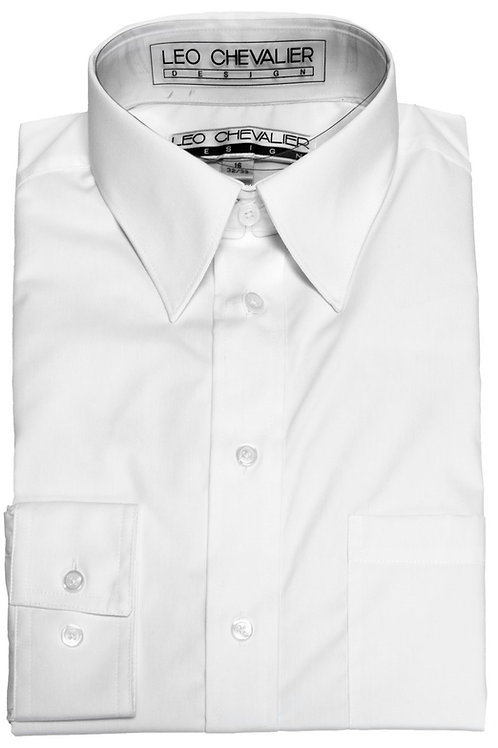 Traditional Wrinkle Resistant Dress Shirt