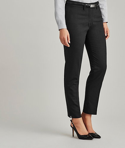 Pant with a side split bottom