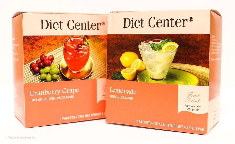 Diet Center Protein Fruit Drink