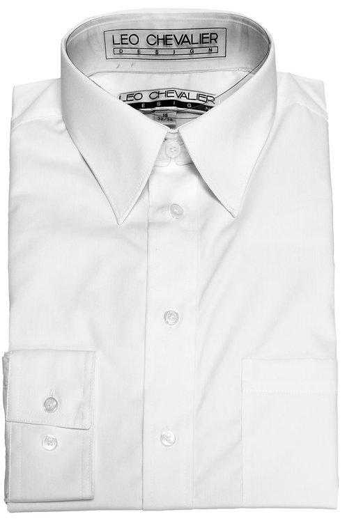 Traditional Spread Wrinkle Resistant BIG Dress Shirt