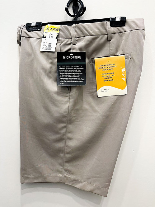 Alpine 100% Polyester Shorts