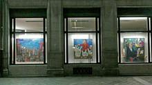Mostra al quartiere Maghetti, Lugano