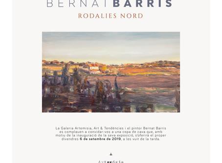 """""""Rodalies nord"""", de Bernat Barris."""