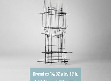 CONFERENCIA: La escultura en la obra pública, con Joan Escudé (escultor)