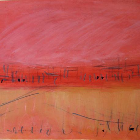 Espacio en rojo II