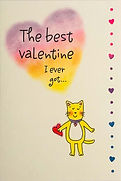 the best valentine I ever got was having you in my life cute valentines day card by Ashley Rice Blue Mountain Arts