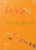 feliz nvidad by Ashley Rice