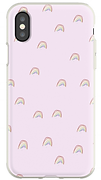 rainbow phone case by Ashley Rice