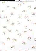 rainbow stationery by Ashley Rice