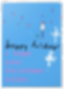 chrstmas card by Ashley Rice