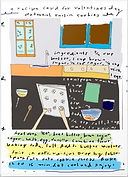 a recipe card by Ashley Rice