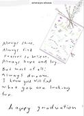always shine happy graduation greeting card by Ashley Rice