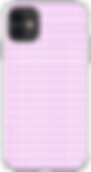 cut pink and white shamrocks patten phone cases by Ashley Rice