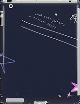 iPad case by Ashley Rice