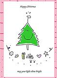 christmas card by Ashley Rice