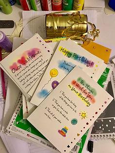 IMG_3773.jpg, Ashey Rice studio, greeting cards by Ashey Rice, desk scene