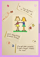 friendship card by Ashley Rice