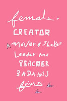 female creator mover and shaker leader and teacher badass friend greeting card by Ashley Rice for womens empowerment