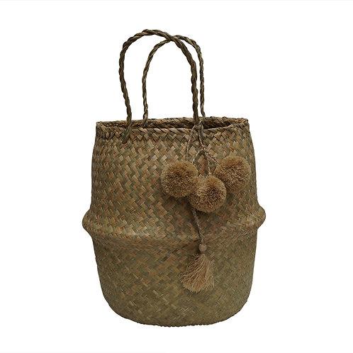 Borneo Basket, Natural