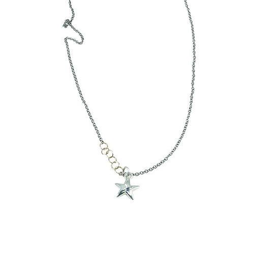 Necklace Stella Saphire