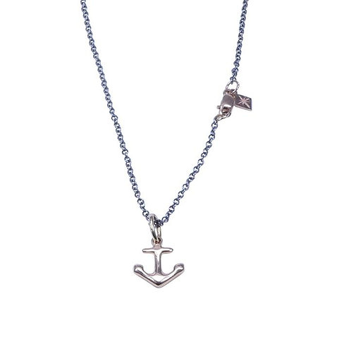 Necklace Anchor Gold, Small