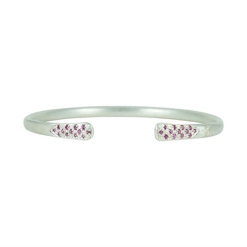 Open Bangle Ruby