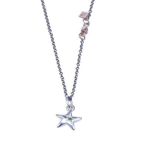 Necklace Stella Tsavorite